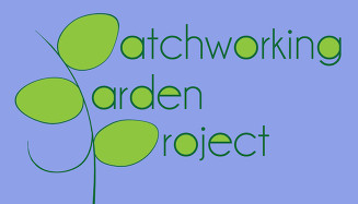 Patchworking Garden Project Retina Logo